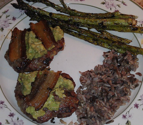 sample paleo meal